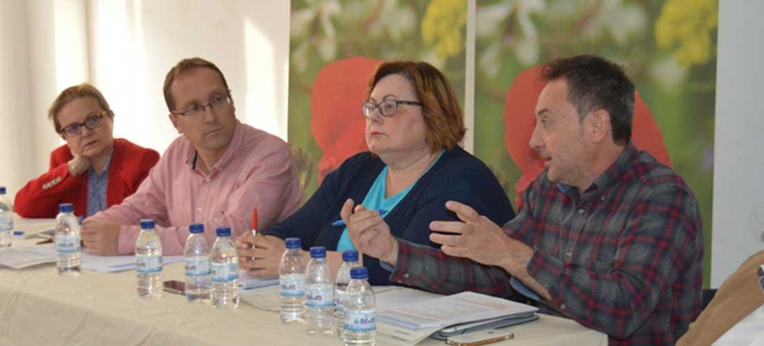 Ernest Blanch elogia la labor de la alcaldesa de Bejís
