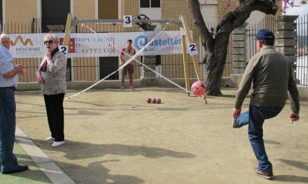 Segorbe en la final de los Juegos Castellonenses para Mayores