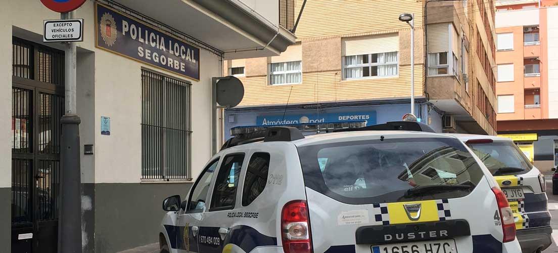 La policía de Segorbe trabaja con menos de la mitad de la plantilla