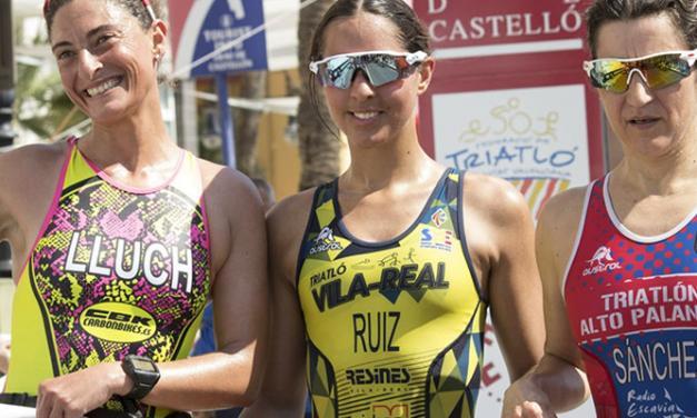 Nuevos éxitos triatletas para Inma Sanchez y Elisa Portolés