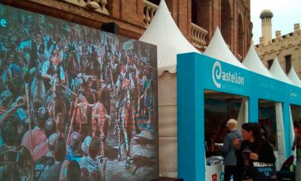 Tourist Info Segorbe acude al Street Marketing de Valencia