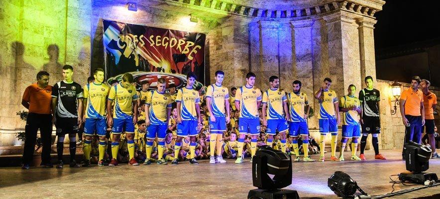 El equipo de fútbol sala Segorbe-Funeraria Robles sube a Tercera División