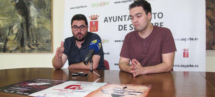 Segorbe celebra el único concierto del Mägo de Oz en la Comunitat Valenciana