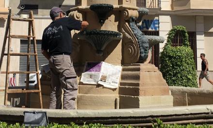 Segorbe decide acometer la limpieza y arreglo de fuentes ornamentales