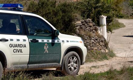 Guardia Civil refuerza la vigilancia tras la oleada de robos en Geldo y Sot