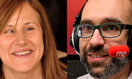 Manu Martínez y Cristina Pérez mantenedores de las Reinas de Segorbe