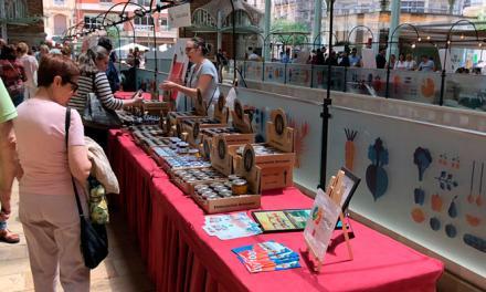Los Sabores del Alto Palancia triunfan en el Mercado de Colón