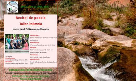 Navajas celebra el X Encuentro de Poesía Amorosa