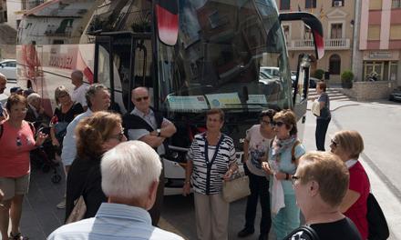 Viajes subvencionados para personas mayores
