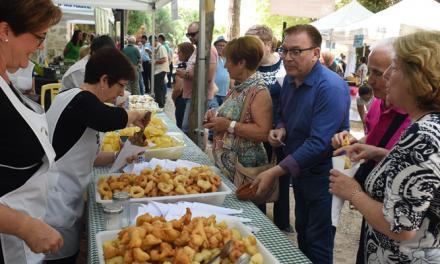 Viver celebra la Feria del Aceite en el parque de La Floresta