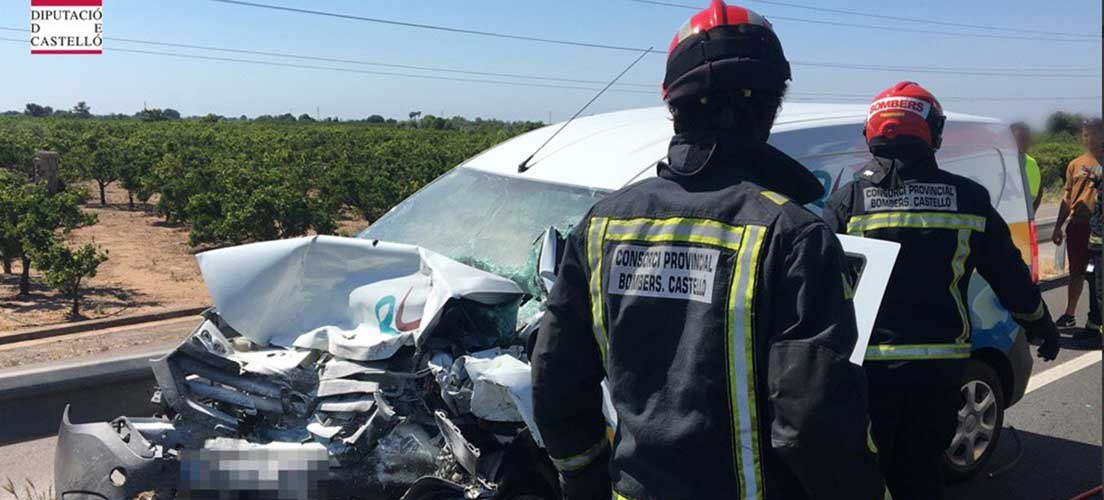 Muere una vecina de Altura en un accidente en la N340