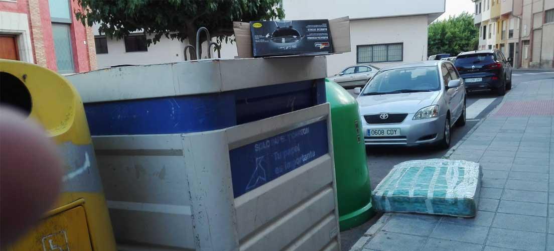 © Cómo pagar menos dinero en el recibo de basuras