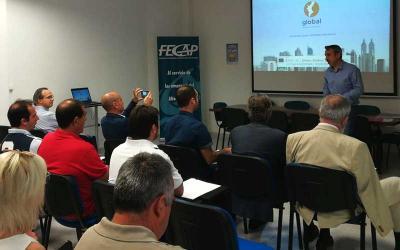 """FECAP celebra una jornada sobre """"Comenca a Exportar"""""""