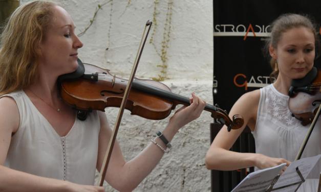 Carpe Diem musicaliza las visitas turísticas por Segorbe