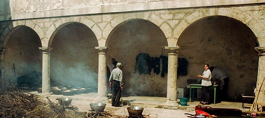 Invierten 400.000 € en la rehabilitación del Convento de Viver