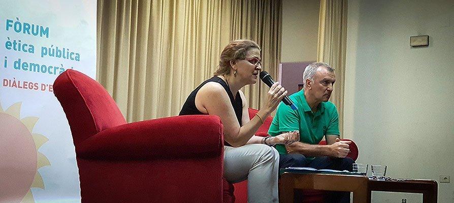 Cebrián destaca en Viver los valores naturales de la comarca