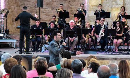 La Bibap Alto Palancia pone el broche de oro al Festival de Jazz