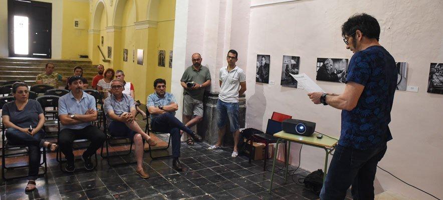 Entrega de premios del IV Concurso Fotográfico Javier Navarro
