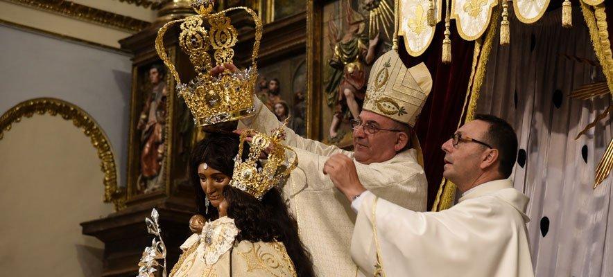 Altura celebra el aniversario de la coronación de la Virgen