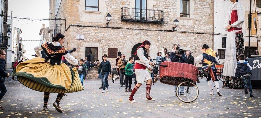 Xarsa Teatre actuará mañana en Altura de la mano de Diputación