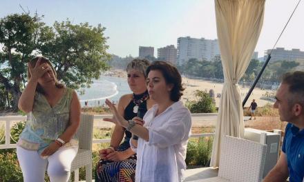 Respaldo mayoritario del PP Segorbe a Soraya Saénz