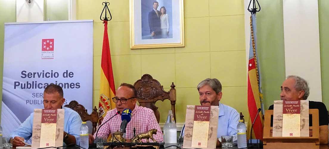Diputación de Castellón publica la Carta Puebla de Viver