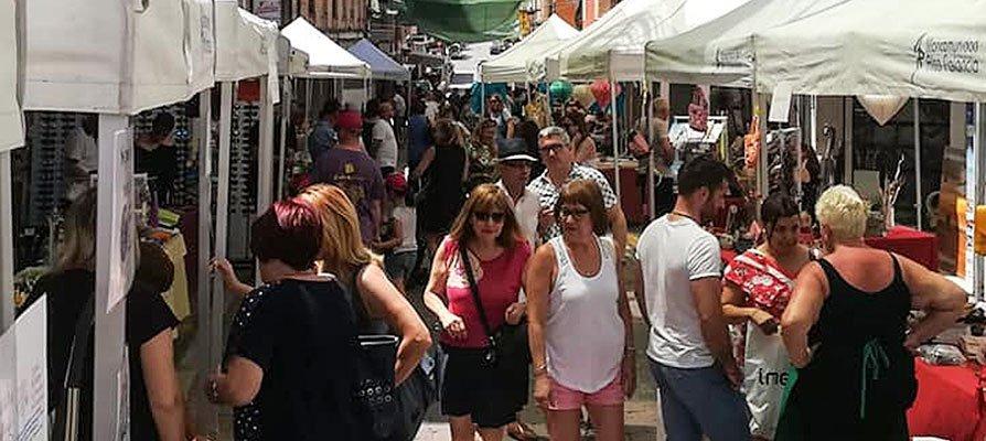 Altura celebra hoy la feria del comercio y el turismo