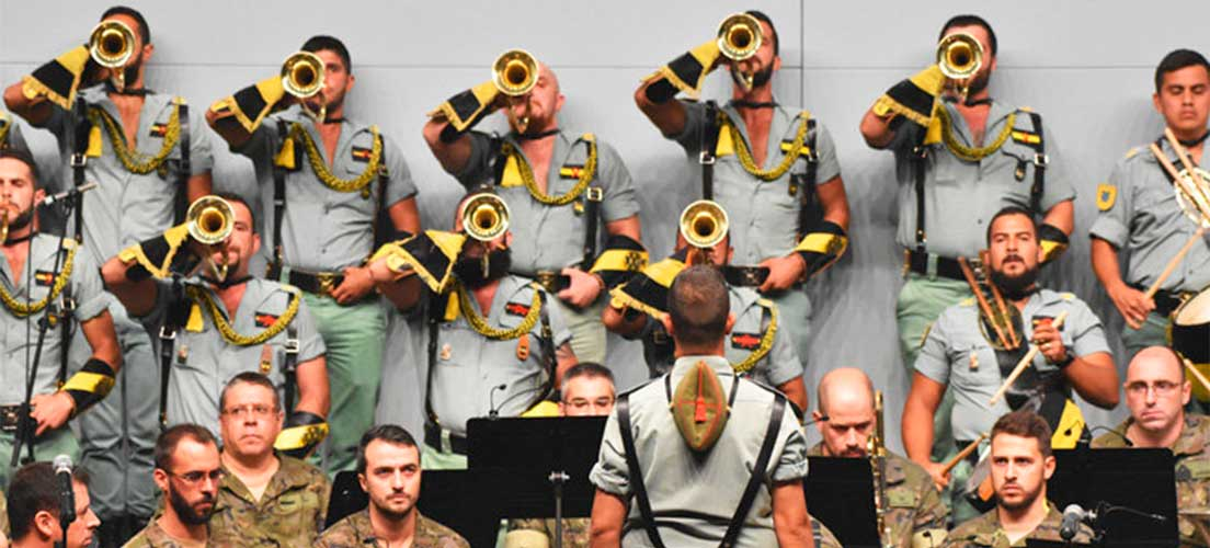 Militares de Valencia ofrecen hoy un concierto en Jérica