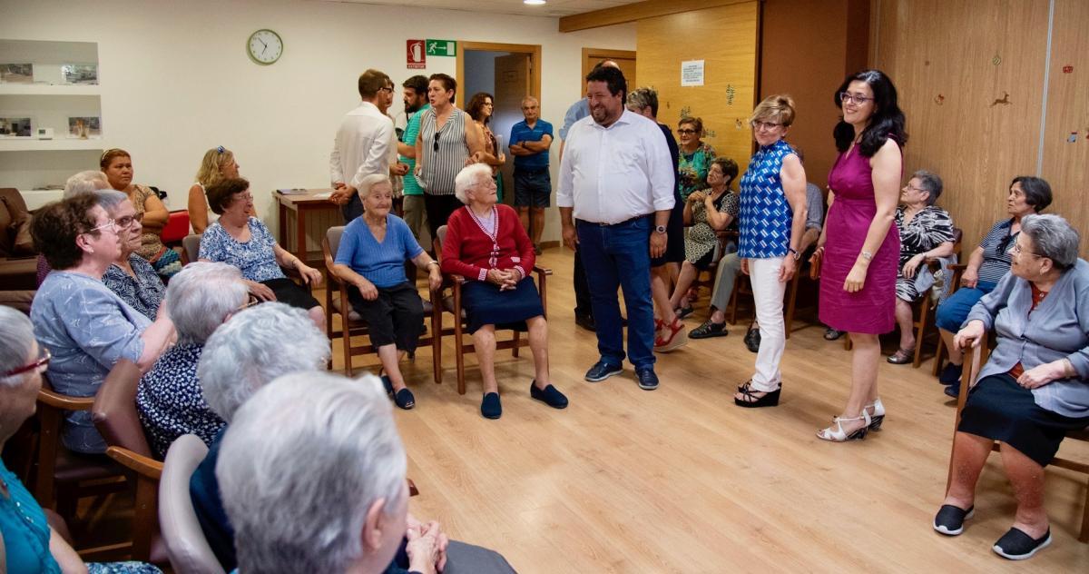 Diputación consolida las Unidades de Respiro Familiar