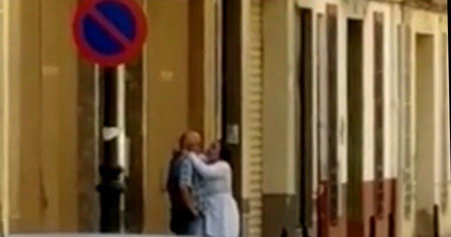 Denuncian dos  «Robo del abrazo» en Segorbe