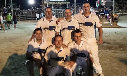 Los Emboladores de Segorbe triunfan en el Concurso de Deltebre