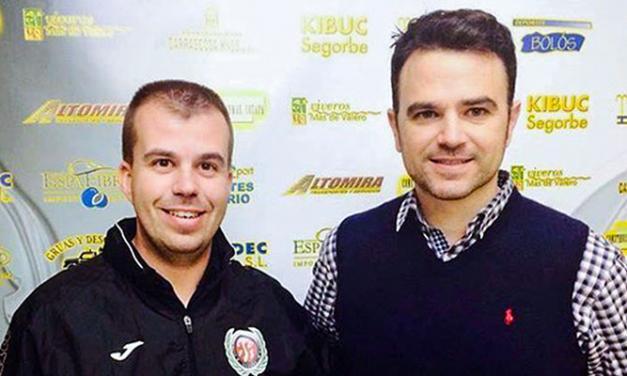 Ricardo Íñiguez nuevo entrenador del Viveros Mas de Valero