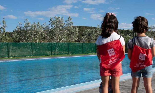 Diputación subvenciona la piscina de Pina de Montalgrao