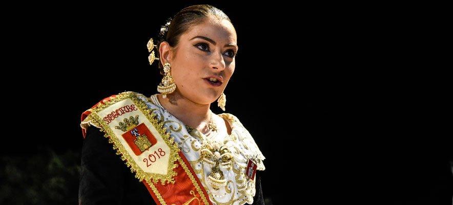 María Carot Porcar es proclamada Reina de las Fiestas de Segorbe