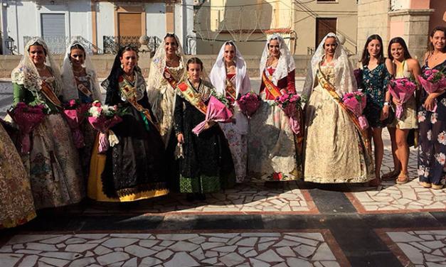Jérica celebra la Fiesta de Los Desamparados