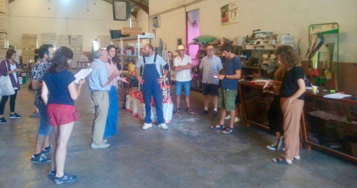 Castellnovo sirve de escenario para una serie de A punt