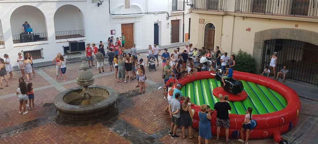 Los vecinos de Benafer celebran sus fiestas patronales