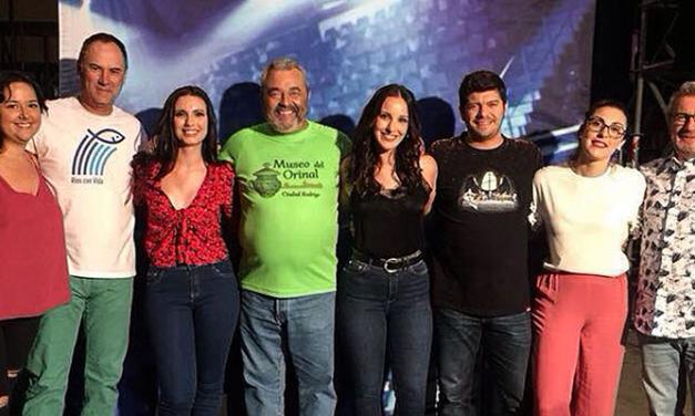 Cuatro jóvenes de la zona compiten contra Los Lobos en Antena 3