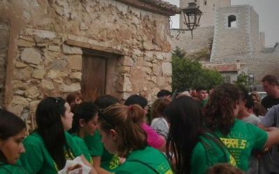 Los vecinos de Jérica celebran la festividad de San Roque