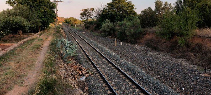 Adif modifica la ampliación de vías pedida por Navajas