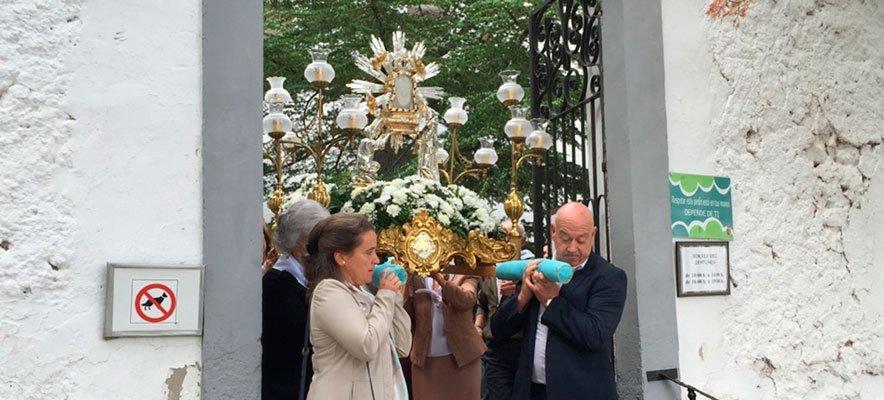 El Santuario de la Cueva Santa de Altura celebra mañana su fiesta