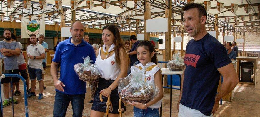 La Feria del Jamón de Segorbe cumple 22 años de vida
