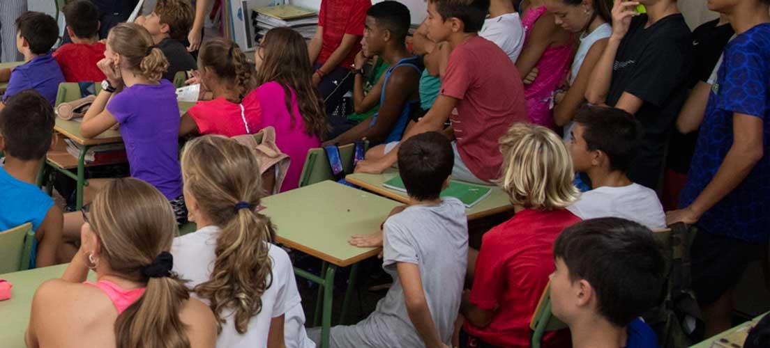 Diputación regala agendas escolares contra el acoso