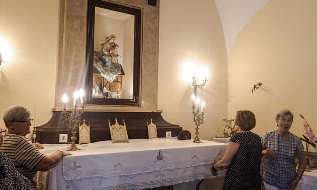Vecinos de Jérica celebran su particular fiesta del Loreto