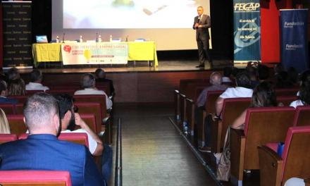 Incremento de participación en el II Encuentro Empresarial de FECAP