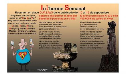 InPhorme Semanal del 10 al 16 de septiembre