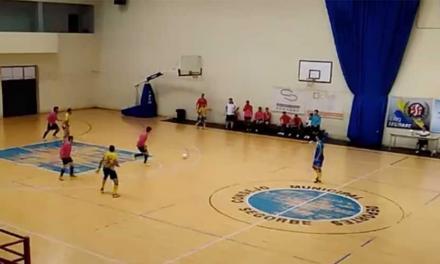 Un doble penalti arruina las expectativas del CDFS Funeraria Robles