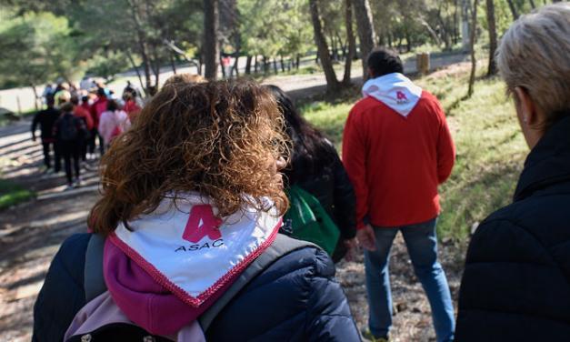 ASAC celebra su cuarto aniversario con una romería