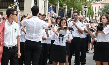 La banda de la UAM de Navajas cambia de director
