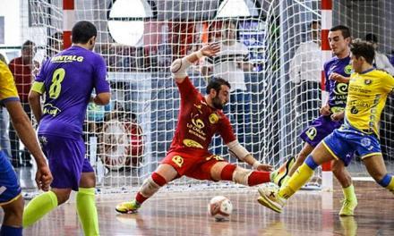 CDFS cae derrotado ante los jugadores del Lleida